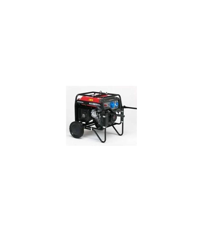 Carrello Magic Trolley per generatori serie EG,ECT,motopompe WT