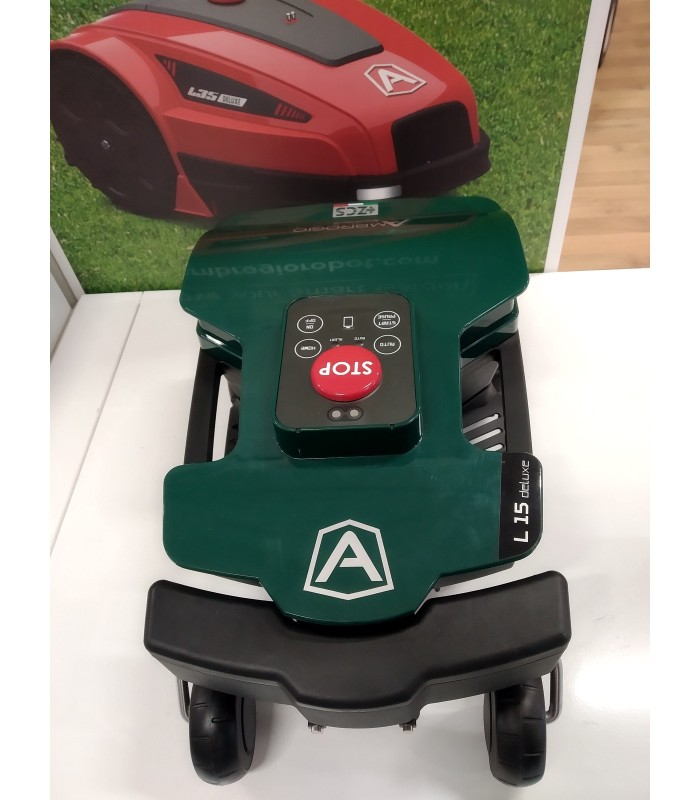 Ambrogio Robot L15 Deluxe