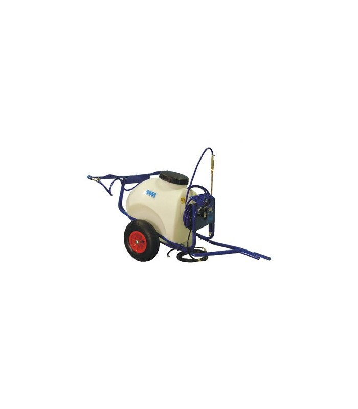 Carrello trainato per trattorini MM M2007111