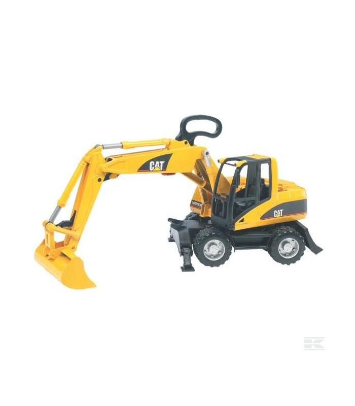 Bruder escavatore mobile Caterpillar