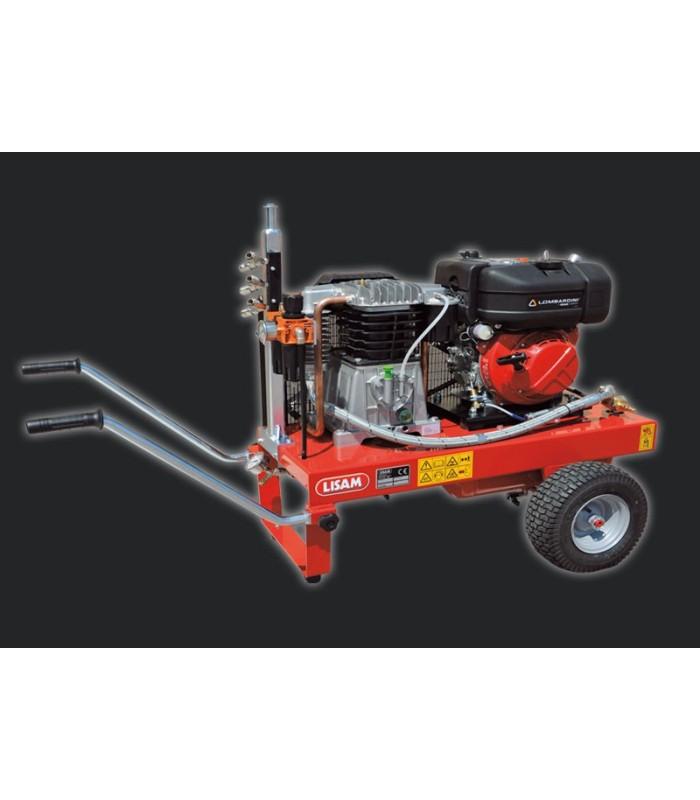 Motocompressore Lisam LM 600 diesel bistadio