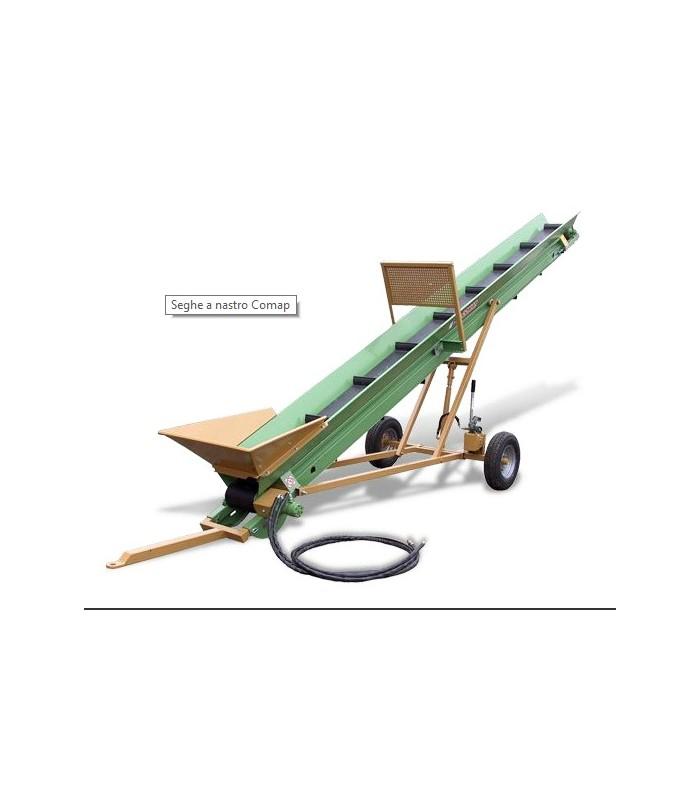 Nastro trasportatore per legna Comap
