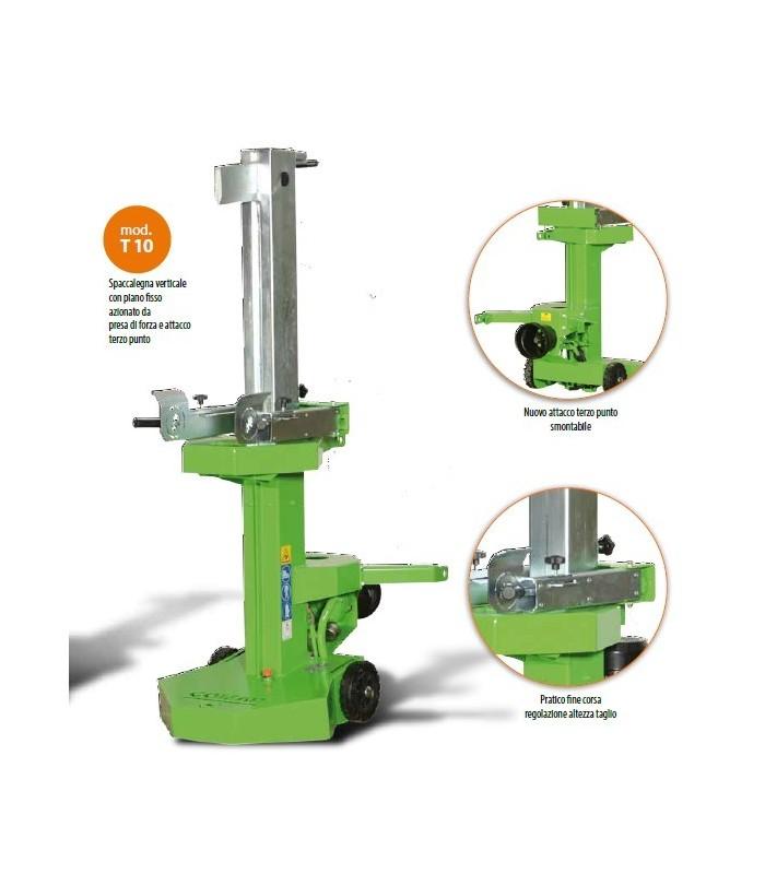 Spaccalegna idraulico modello T10 Comap