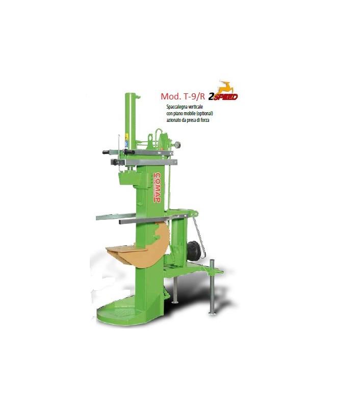 Spaccalegna idraulico Comap verticale modello T-9/R