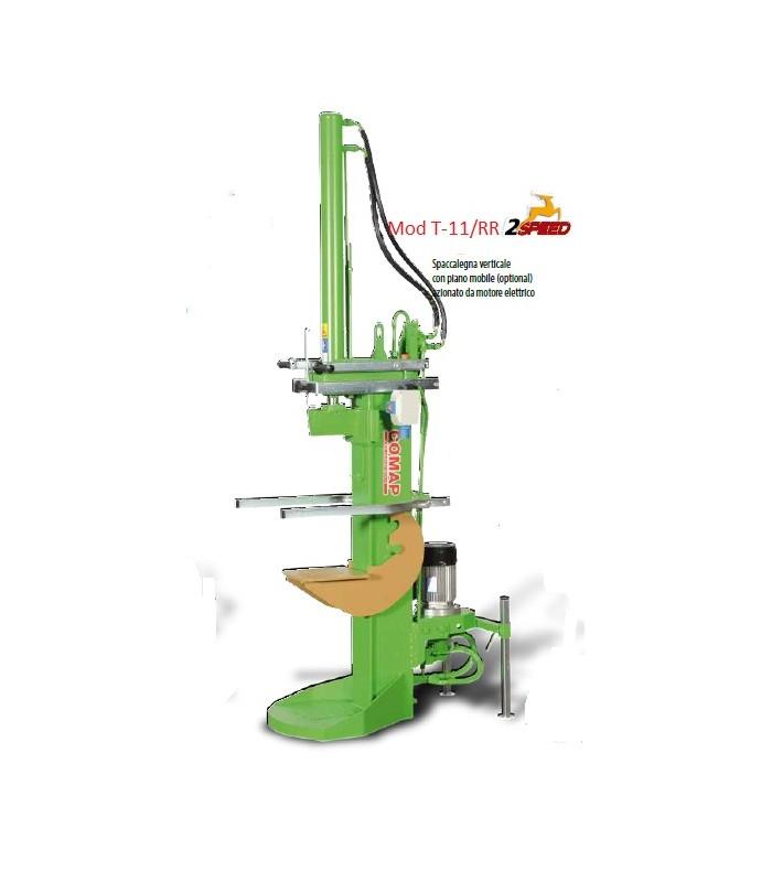 Spaccalegna idraulico Comap verticale modello T-11/RR